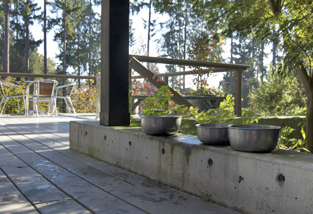Deck / Garden Wall