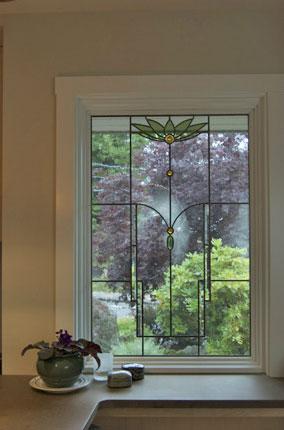 Accent  Window